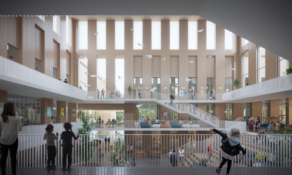 Lappeenranta Shool Complex