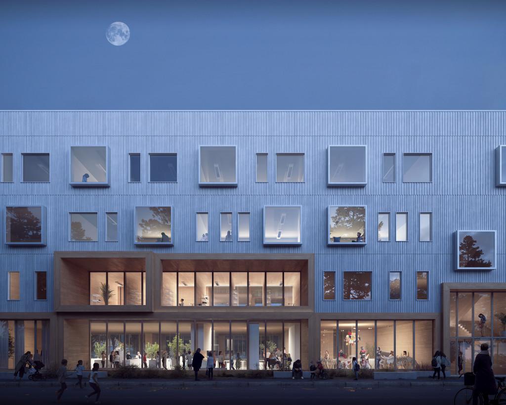 Fjeltun School Complex