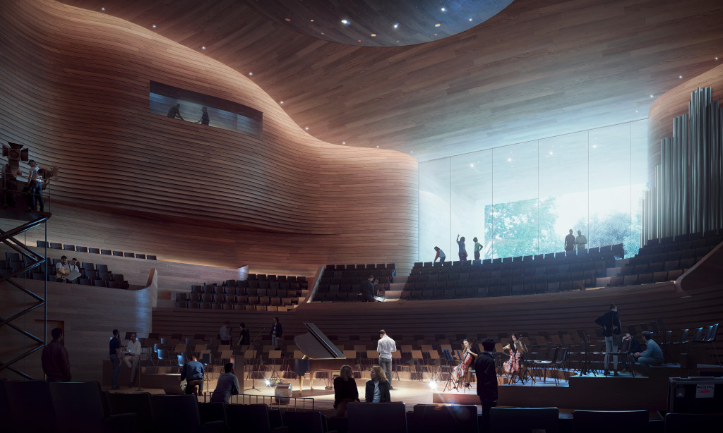 Ostrava Concert Hall