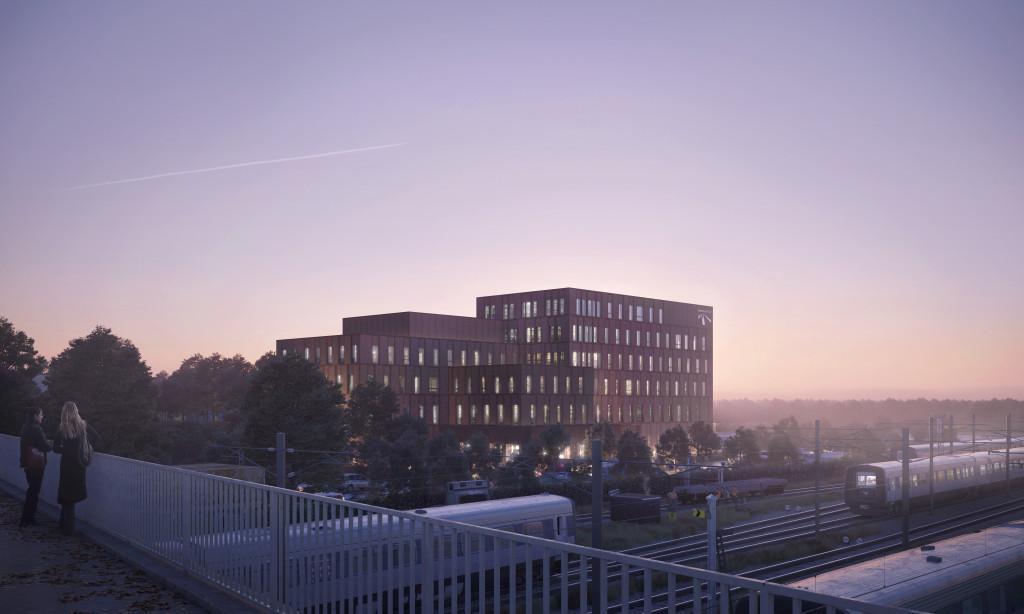 Banedenmark HQ
