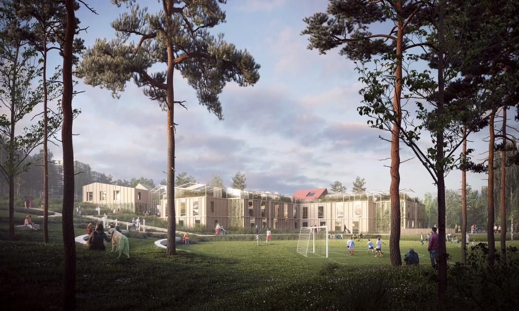 Alzheimer's Village Complex