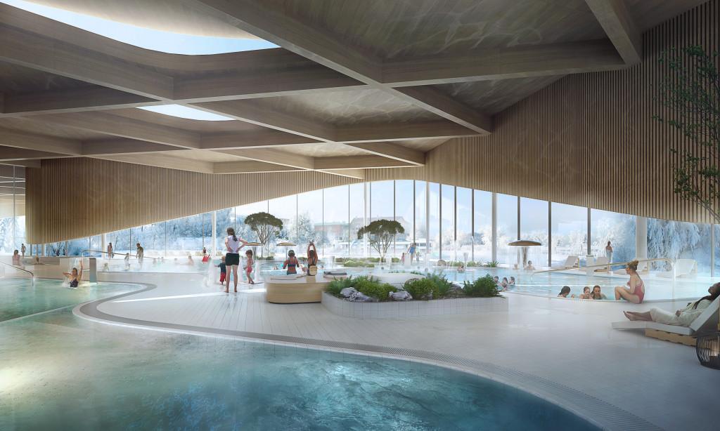 Vagen Aquatic Centre
